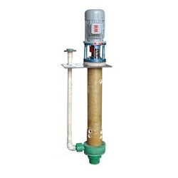 Vertical PP Sump Pumps