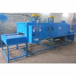 Conveyorised Oven, Capacity: 100-500 kg
