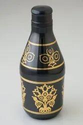 Mukhwas Bottle Brass