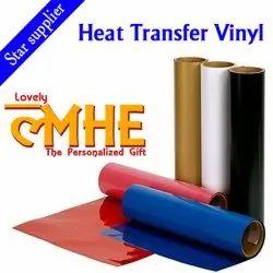 Plain White Heat Transfer Vinyl, Packaging Type: T-Shirt Printing