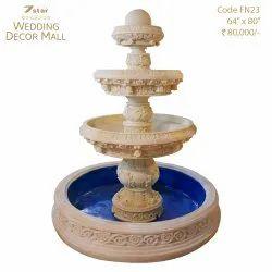FN23 Fiberglass Fountain