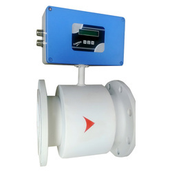 Mag Flow Meter With 4-20ma Output And Digital Display
