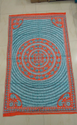 Mandala Print Polyester Beach Towel Pareo