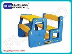 School Bus Scholar Kids Furniture