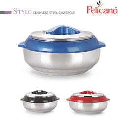 Stylo Stainless Steel Cassrole