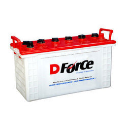 D Force Car Battery, Battery Type: Acid Lead Battery, Warranty: 24 Months