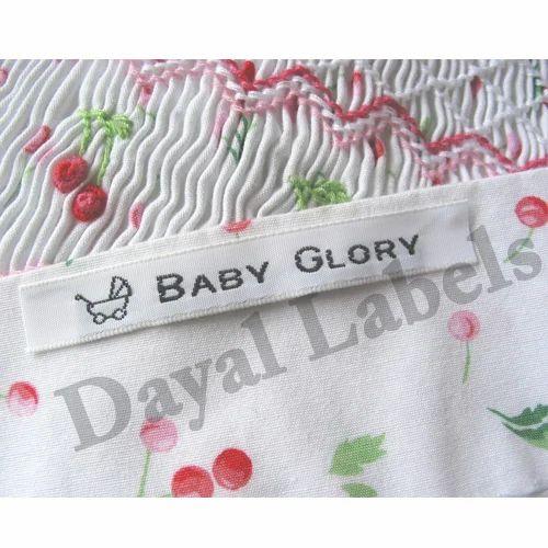 Clothing Label Custom Labels