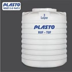 Plasto 3 Layer White Water Tanks