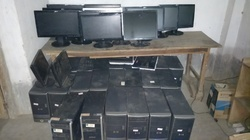 Branded Used Computer Set(HCL, DELL, WIPRO), Screen Size: 18.5''