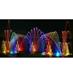 Dancing Musical Fountain