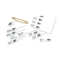 Barcode Jewellery Labels