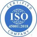 ISO 45001 2018 Certification Services
