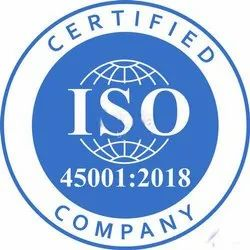 ISO 45001 OHSAS Cetificate
