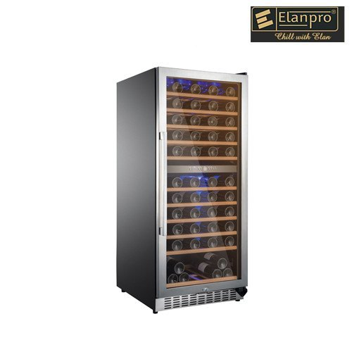 Elanpro EWG 130 D Stainless Steel Beverage Cooler