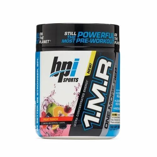 Boost Energy Fruit Punch Bpi Sports 1 M R Ultra Concentrated Pre Workout Powder Rs 1799 Piece Id 20546533891