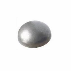 TFI Round IBR Alloy Steel End Cap, Size: 1/2