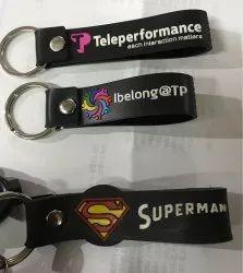 PVC / Rubber Keychain Customization Possible