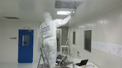 Clean Room Equipment Validation