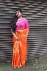 Silk Sareee