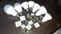 Philips Type LED Bulb Materials