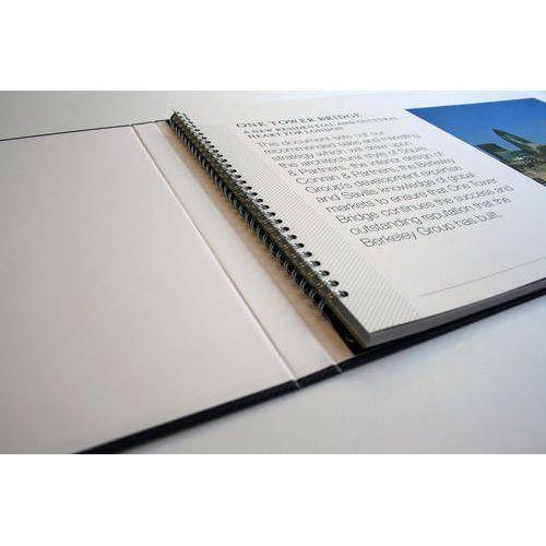 Wiro Spiral Book Binding Service