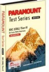 Paramount Test Series Book