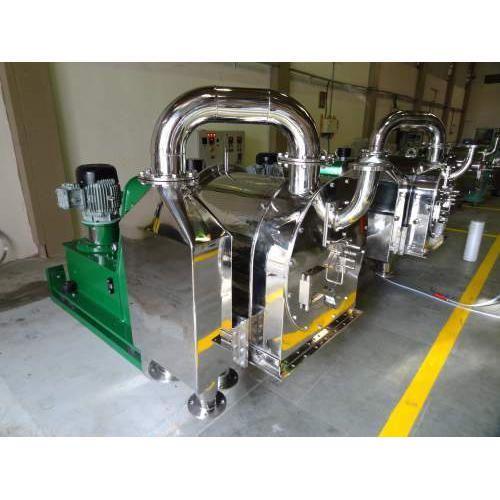 Pusher Centrifuge Machine