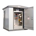 Compact Electrical Substation