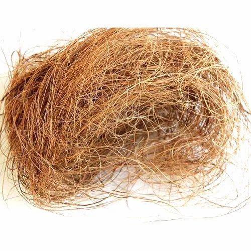 Brown Coconut Husk Fiber, For Mattress, Rope, Rs 120 /kilogram K.O.B. Coir  Industry | ID: 14855390230