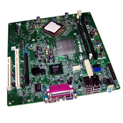 Dell Optiplex 380 DT- Mother Board - 0hn7xn , 0f0tgn