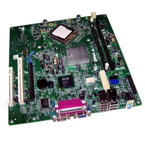 Dell Optiplex 380 DT- Mother Board - 0hn7xn , 0f0tgn - Zaco