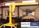 Moveable  Lifting Material Outdoor Jib Crane