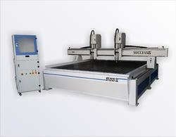 CNC Router Machine 2 Spindle