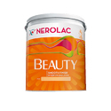 Matt Nerolac Beauty Smooth Finish Interior Emulsion Wall Paint, Packaging Type: Bucket