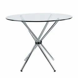 Stainless Steel Office meeting table, 1 Year