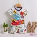 Baby Cotton Night Suits