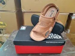 Red Chief Leather Sandal