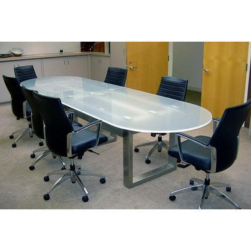 Glass Conference Room Tables Home Interior Designer Today - Frosted glass conference room table