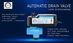 Low Discharge Auto Drain Valve