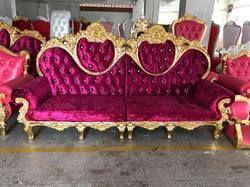 Antique Event Sofa Set