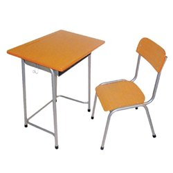 School Chair and Desks