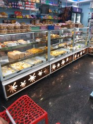 Bakery Food Counter