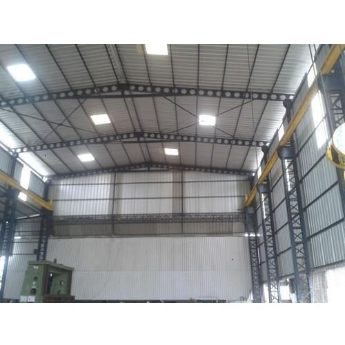Steel Maa Design And Fabrication Industrial Prefabricated Factory