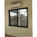 Double Door Aluminium Window