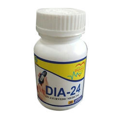 DIA 24 Ayurvedic Diabetes Capsules