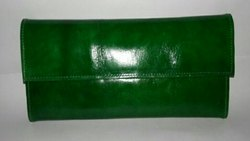 Lather Plain Hand Bag