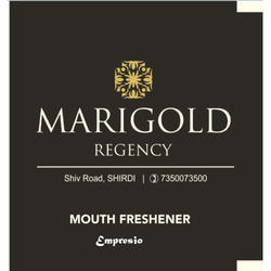 Empresio Enterprises Mouth Freshener, Pack Type: Pouch