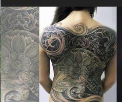 Temporary Tattoos Service