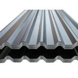 Steel / Stainless Steel Galvanized Corrugated Sheet