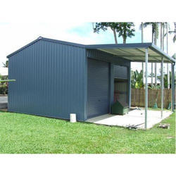 Shed Fabrication Service